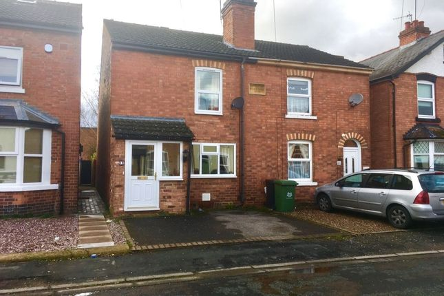 Thumbnail Semi-detached house for sale in Knight Street, Worcester