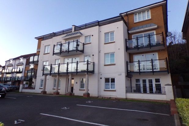 Thumbnail Flat to rent in Lower Corniche, Hythe