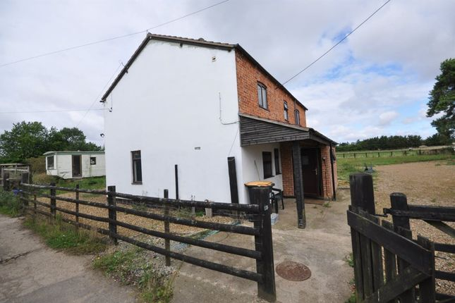 Thumbnail Detached house to rent in Rushden Road, Sharnbrook, Bedford
