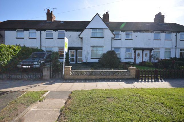 Thumbnail Property to rent in Bolton Road East, New Ferry, Wirral