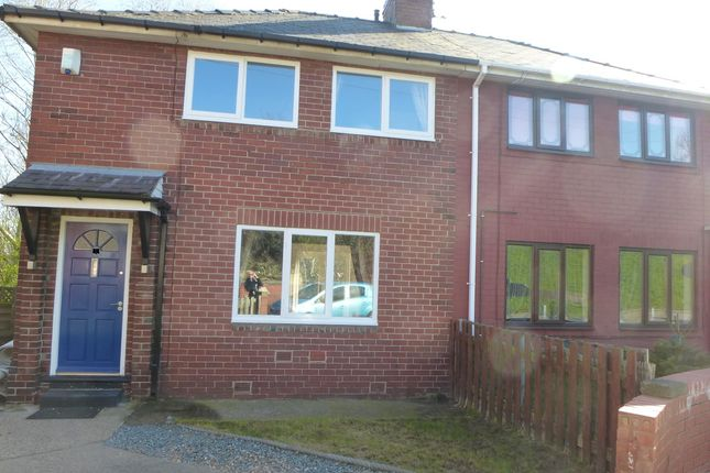 Thumbnail Semi-detached house to rent in Jacques Place, Barnsley