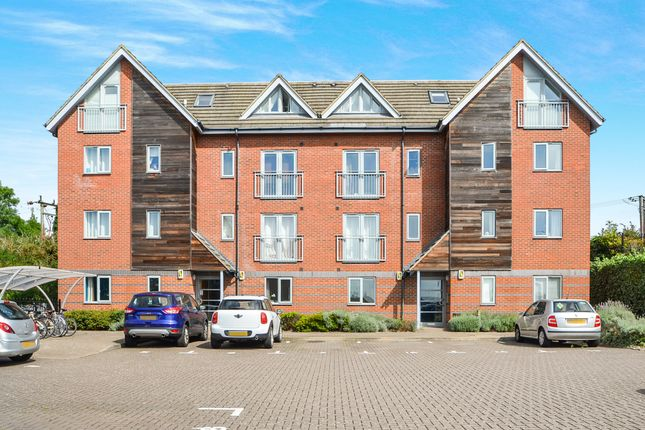 Thumbnail Flat for sale in Boughton Road, Rugby