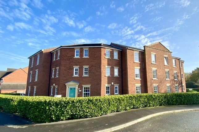 Thumbnail Flat to rent in Byron Walk, Nantwich
