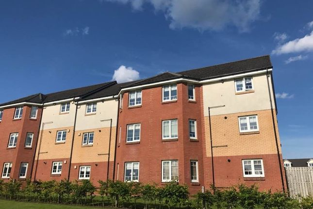 Thumbnail Flat for sale in Gartmore Road, Cairnhill, Airdrie