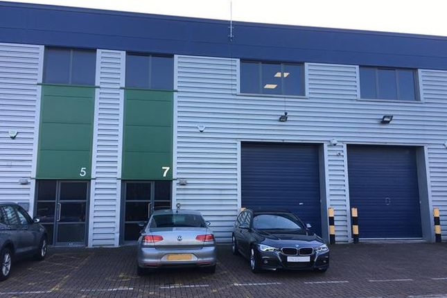 Thumbnail Light industrial for sale in 7 Ordinal Street, Trafford Park, Manchester, Greater Manchester