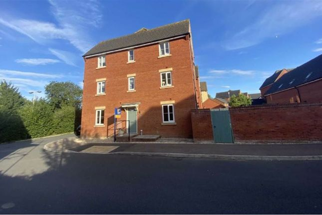 Thumbnail End terrace house for sale in Ruardean Drive, Tuffley, Gloucestershire