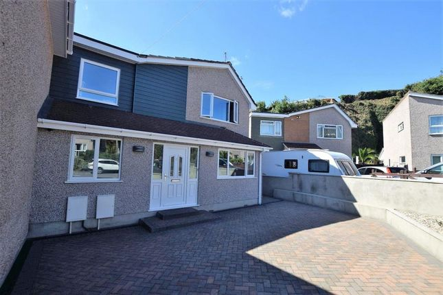 Link-detached house for sale in Quarry Gardens, Paignton, Devon