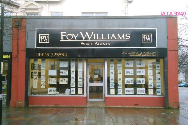 Thumbnail Terraced house to rent in Commercial Street, Tredegar