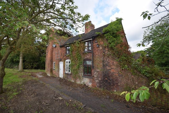 Thumbnail Detached house for sale in Broad Lane, Huddlesford, Lichfield