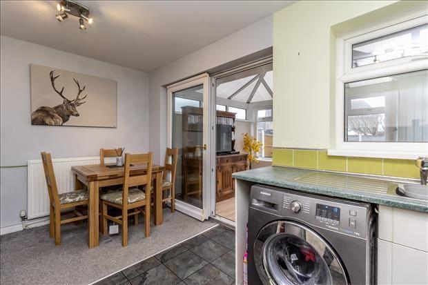 Kitchen of Silloth Crescent, Barrow In Furness LA14