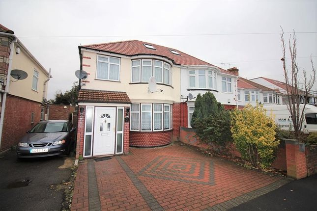 Thumbnail Semi-detached house to rent in Durham Avenue, Hounslow