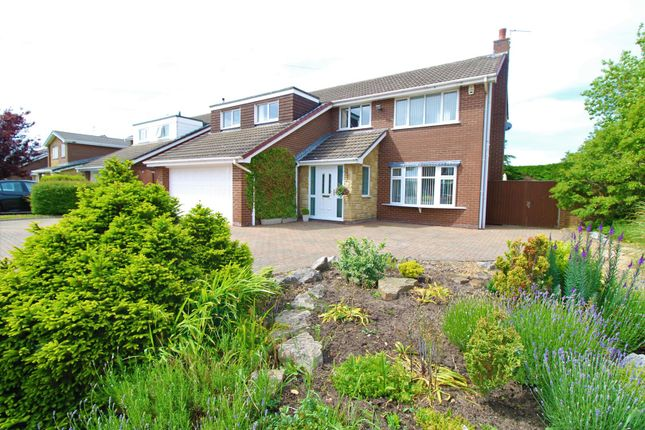Thumbnail Detached house for sale in Stapleton Road, Formby, Liverpool