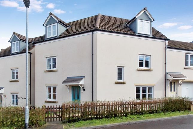 Thumbnail Semi-detached house for sale in Slipps Close, Frome