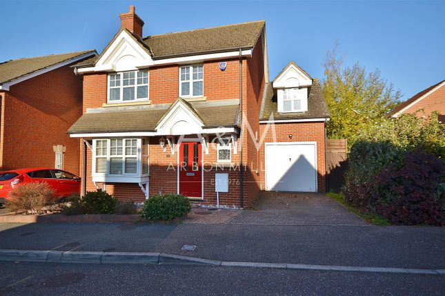 Thumbnail Detached house for sale in Stalham Way, Ilford