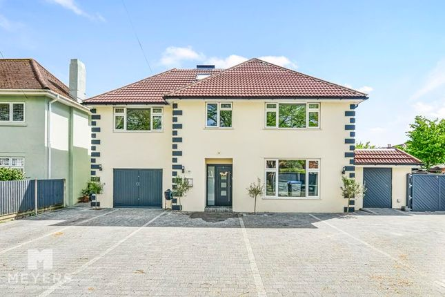Thumbnail Detached house for sale in Holdenhurst Avenue, Boscombe East