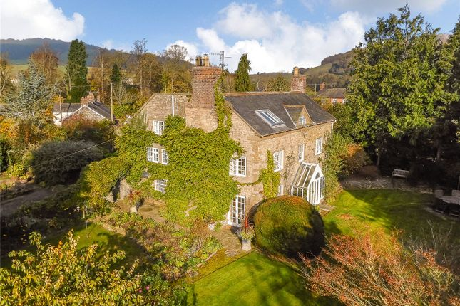 Thumbnail Detached house for sale in Aston On Clun, Craven Arms, Shropshire