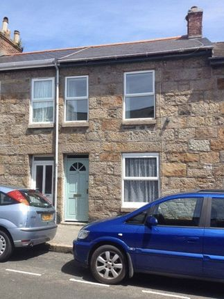 Thumbnail Terraced house to rent in St. James Street, Penzance