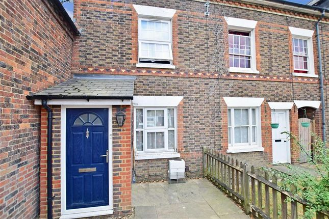 Thumbnail Terraced house for sale in Hever Road, Edenbridge, Kent
