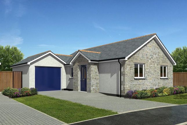 Thumbnail Detached bungalow for sale in Gwel Kann, Trevelyan Road, Illogan, Redruth