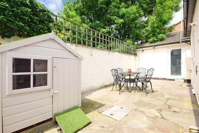 Rear Garden of Kinfauns Avenue, Hornchurch, Essex RM11