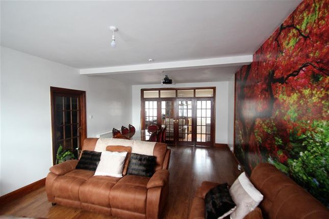 Thumbnail End terrace house for sale in Rowden Park Gardens, London