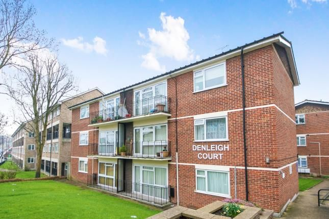 Thumbnail Flat for sale in Denleigh Court, Chase Road, Southgate, London