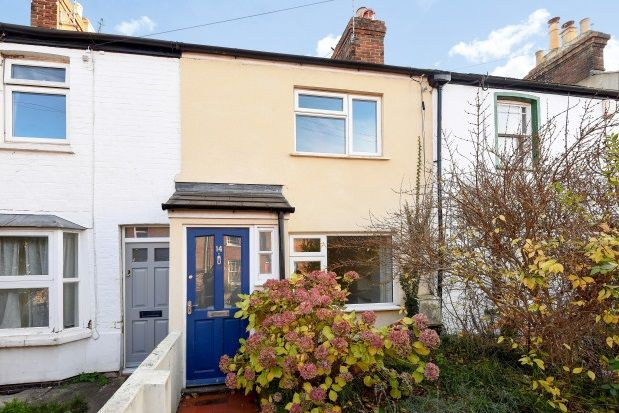 Thumbnail Cottage to rent in Tyndale Road, Oxford