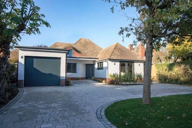 Thumbnail Bungalow for sale in Preston Avenue, The Sea Estate, Rustington, West Sussex