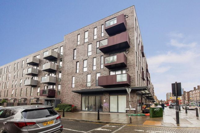 (Main) of Harford Street, London E1