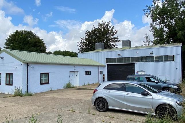 Thumbnail Industrial to let in Winnall Manor Road, Winchester
