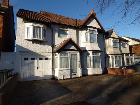 Thumbnail Semi-detached house for sale in Tetley Road, Sparkhill, Birmingham, West Midlands