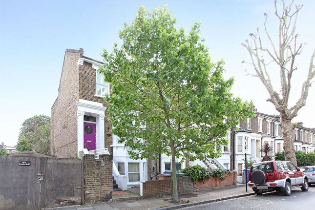 Thumbnail Flat for sale in Benhill Road, London