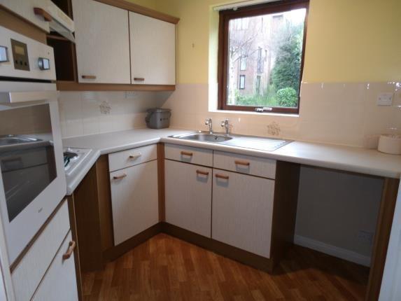 Kitchen of Cwrt Bryn Coed, Coed Pella Road, Colwyn Bay, Conwy LL29