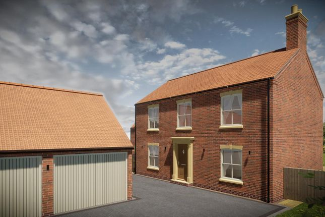 Thumbnail Detached house for sale in Wath Lane, South Hykeham, Lincoln
