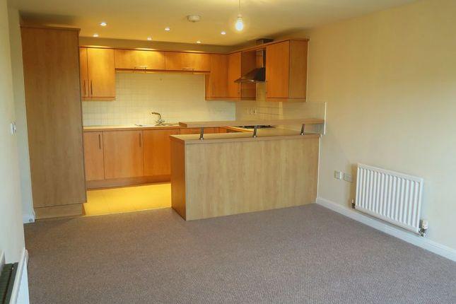 Living Area of Britannia Road, Banbury OX16