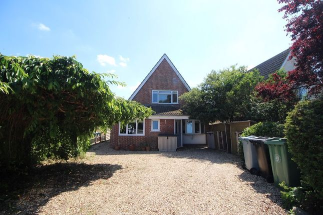 Thumbnail Detached house to rent in Church Lane, Sedgebrook, Grantham