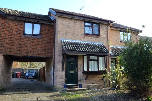 Thumbnail Semi-detached house for sale in Charles Evans Way, Caversham, Reading
