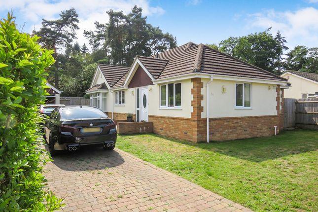 Thumbnail Detached bungalow for sale in Struan Drive, Ashley Heath, Ringwood