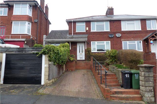 Semi-detached house in  Shelton Lane  Halesowen  Birmingham