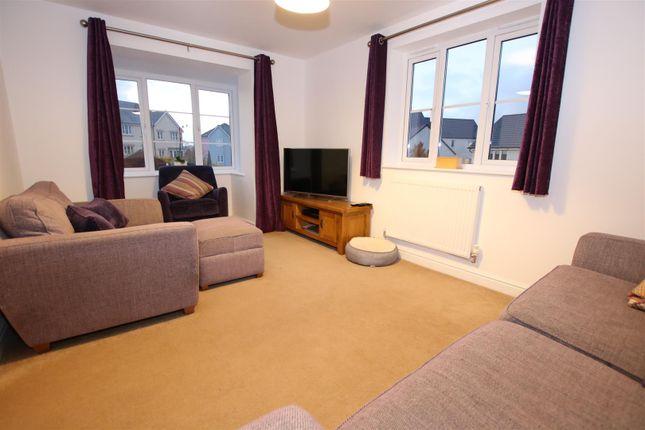 Living Room of St. Michaels Way, Cranbrook, Exeter EX5