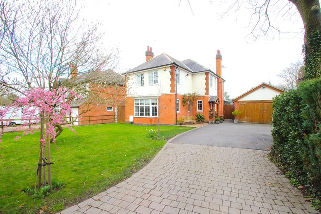 Detached house for sale in Forest Rise, Kirby Muxloe, Leicester