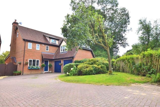 Thumbnail Detached house for sale in Heywood Lane, Dunmow