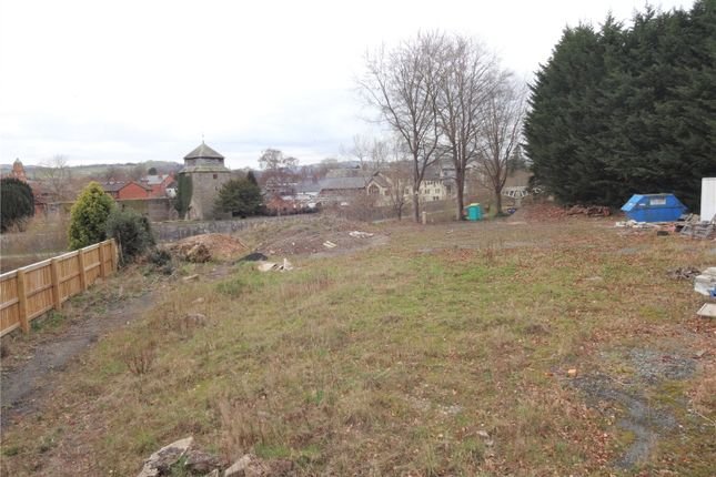 Thumbnail Land for sale in Severnside, Newtown, Powys
