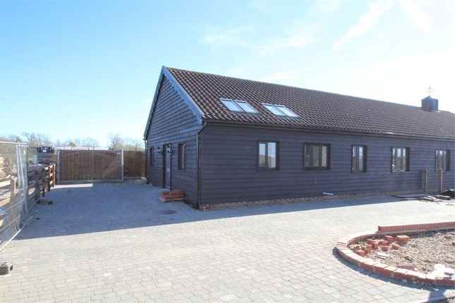 Thumbnail Barn conversion for sale in Tannery Road, Combs, Stowmarket, Suffolk