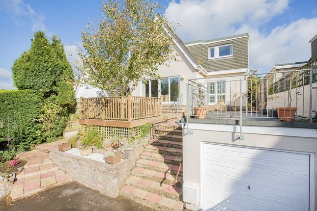 Thumbnail Detached house for sale in Manor Road, Abbotskerswell, Newton Abbot