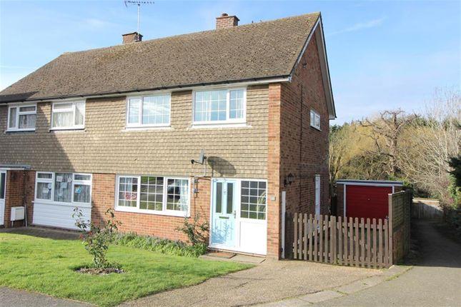 3 bed semi-detached house for sale in Church View, Biddenden, Ashford TN27