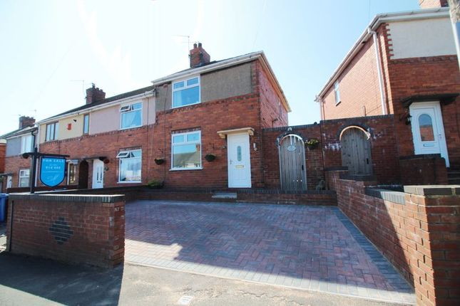 Thumbnail Terraced house for sale in Wignall Road, Tunstall, Stoke-On-Trent