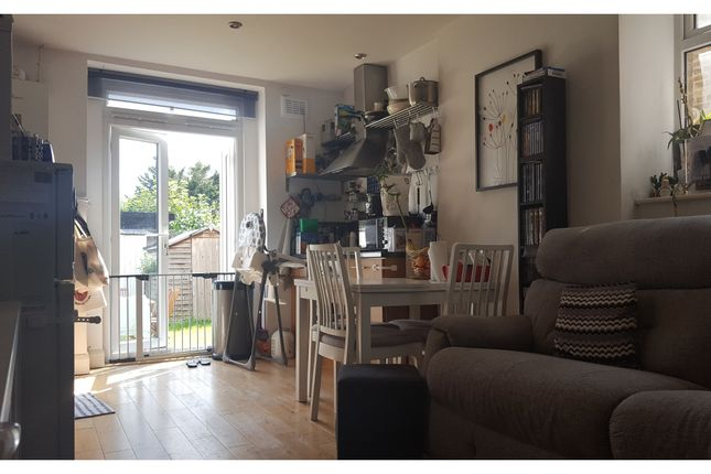 Thumbnail Flat to rent in Mortimer Road, London