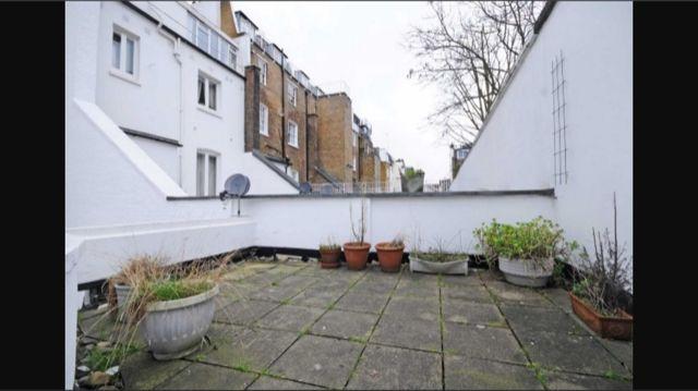 Terrace of Gloucester Terrace, London W2