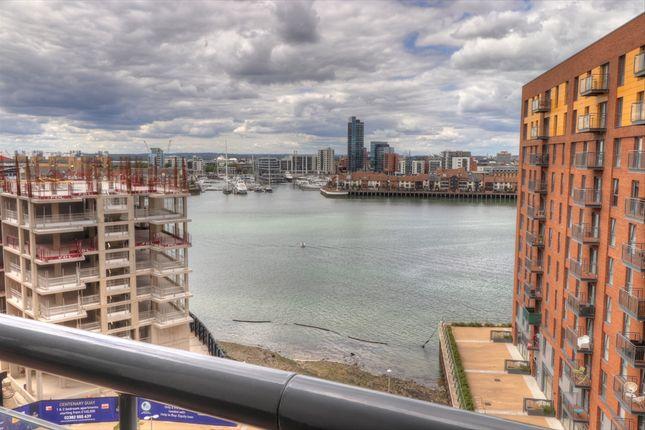 Views of Centenary Plaza, Southampton SO19